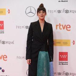 Belén Cuesta en la alfombra roja de los Premios José María Forqué 2021