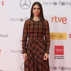 Elena Furiase en la alfombra roja de los Premios José María Forqué 2021