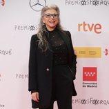 Kiti Mánver en la alfombra roja de los Premios José María Forqué 2021