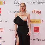 Natalia de Molina en la alfombra roja de los Premios José María Forqué 2021