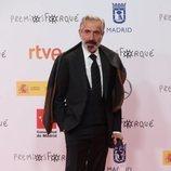 Imanol Arias en la alfombra roja de los Premios José María Forqué 2021