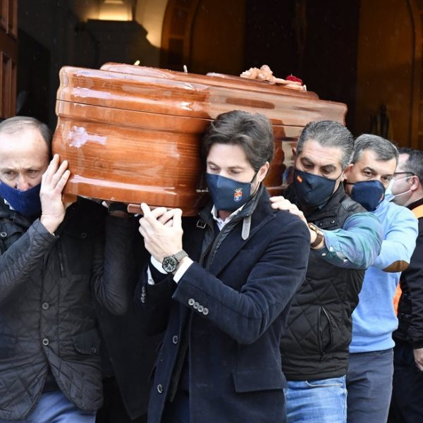 Último adiós a José Rivera 'Reverita'