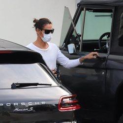 Primera imagen de Julio José Iglesias tras conocerse su divorcio de Charisse Verhaert
