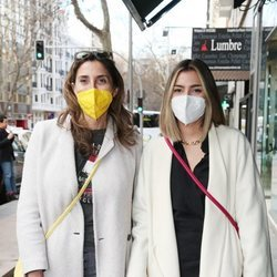 Paz Padilla y Anna Ferrer posan el día del cumpleaños de la influencer