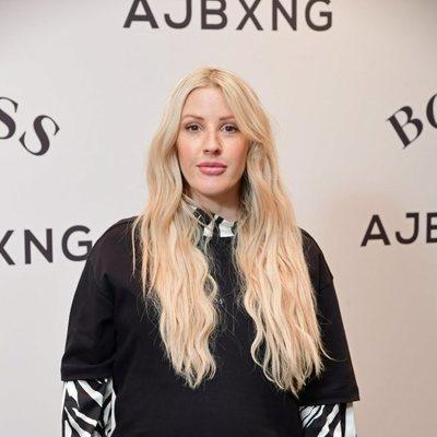 Ellie Goulding en su primera aparición pública tras anunciar su embarazo