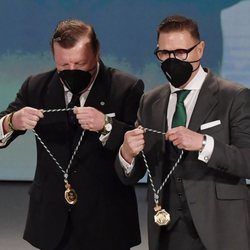 Los Morancos reciben su Medalla de Andalucía 2021