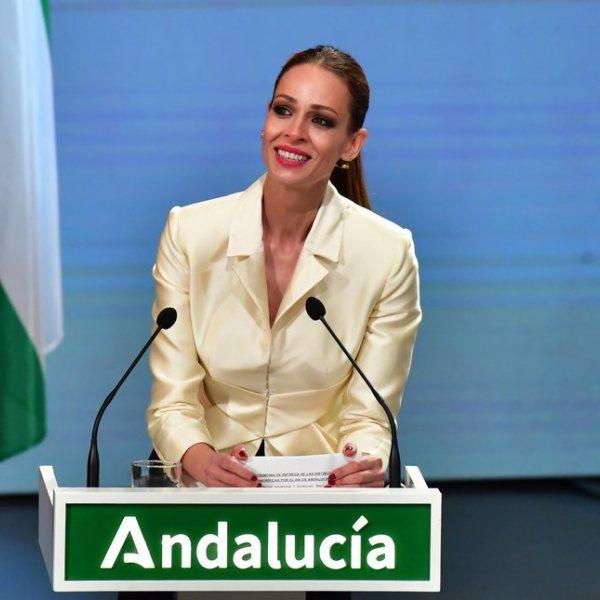 Entrega de las Medallas de Andalucía 2021