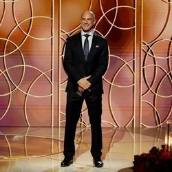 Christopher Meloni en los Globos de Oro 2021