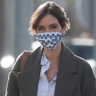 Sara Carbonero dando un paseo