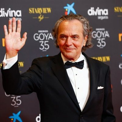 José Coronado en la alfombra roja de los Goya 2021