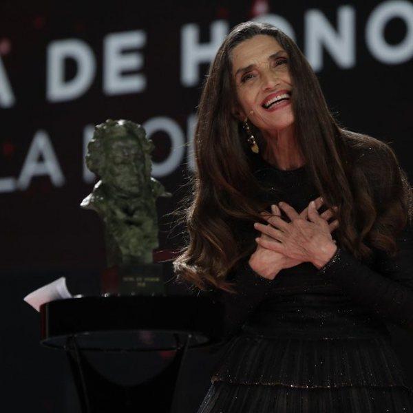 Alfombra roja y gala de los Goya 2021