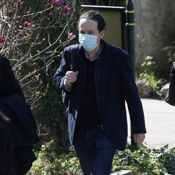 Pablo Iglesias en el Acto de Reconocimiento y Memoria a todas las Víctimas del Terrorismo en Madrid