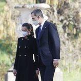 Los Reyes Felipe y Letizia en el Acto de Reconocimiento y Memoria a todas las Víctimas del Terrorismo en Madrid