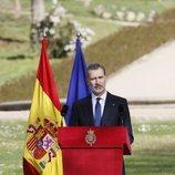 El Rey Felipe en su discurso en el Acto de Reconocimiento y Memoria a todas las Víctimas del Terrorismo en Madrid