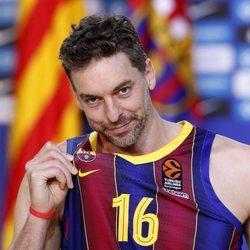 Pau Gasol regresa al FC. Barcelona de Baloncesto