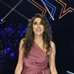 Paz Padilla en la primera semifinal de 'Got Talent'