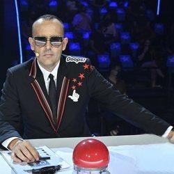 Risto Mejide en la primera semifinal de 'Got Talent'