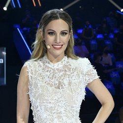 Edurne posa muy elegante en la primera semifinal de 'Got Talent'