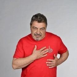 Antonio Canales en la foto oficial de 'Supervivientes 2021'