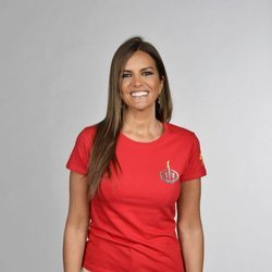 Marta López en la foto oficial de 'Supervivientes 2021'