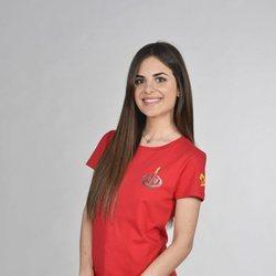 Alexia Rivas posando en la foto oficial de 'Supervivientes 2021'