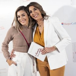 Paz Padilla y Anna Ferrer en la presentación del libro 'El humor de mi vida'
