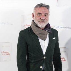 Joaquín Torres en la presentación del libro de Paz Padilla 'El humor de mi vida'