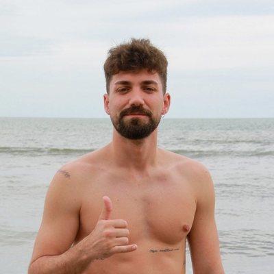 Alejandro Albalá en la playa de Honduras en 'Supervivientes 2021'