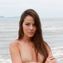 Melyssa Pinto en la playa de Honduras en 'Supervivientes 2021'