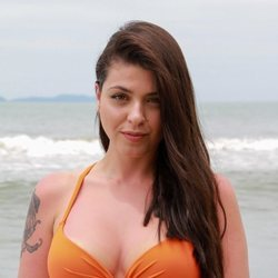 Lola en la playa de Honduras en 'Supervivientes 2021'