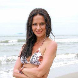 Olga Moreno en la playa de Honduras en 'Supervivientes 2021'