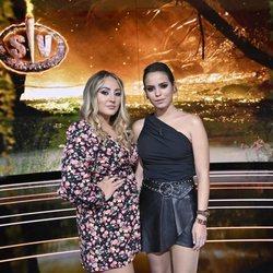 Rocío Flores y Gloria Camila en el debate de 'Supervivientes 2021: Conexión Honduras'