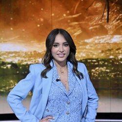 Sandra Pica en el debate de 'Supervivientes 2021: Conexión Honduras'
