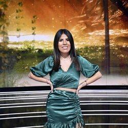 Isa Pantoja en el debate de 'Supervivientes 2021: Conexión Honduras'