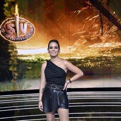 Gloria Camila en el debate de 'Supervivientes 2021: Conexión Honduras'