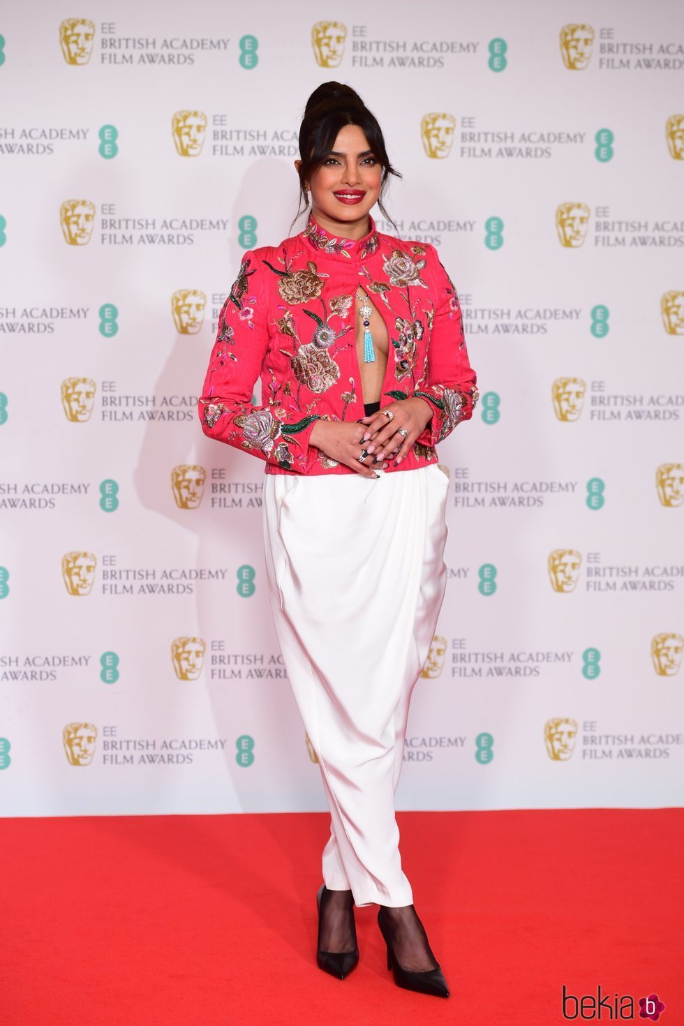 Priyanka Chopra en los BAFTA 2021