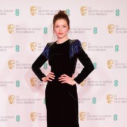 Sophie Cookson en los BAFTA 2021