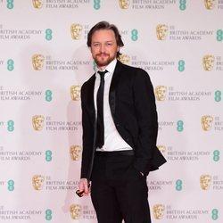 James McAvoy en los BAFTA 2021