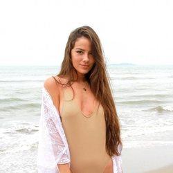 Melyssa Pinto posa en la playa en 'Supervivientes 2021'