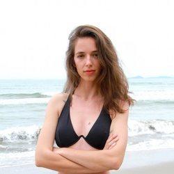 Palito Dominguín posa en la playa en 'Supervivientes 2021'