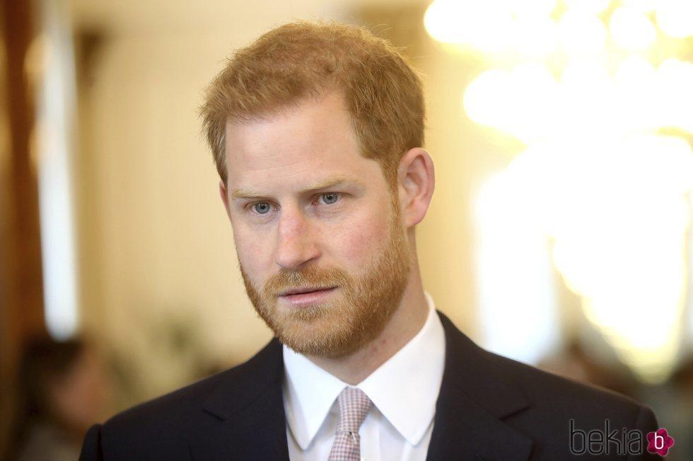 El Príncipe Harry en el Día de la Commonwealth 2019