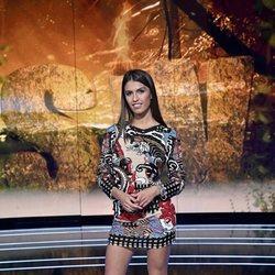 Sofía Suescun en el primer programa de 'Supervivientes 2021: Tierra de nadie'