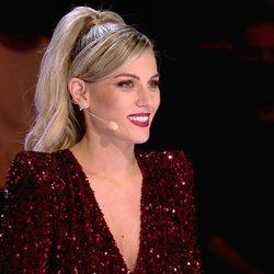 Edurne durante la tercera semifinal de 'Got Talent'