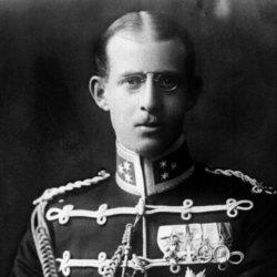 Andrés de Grecia, padre del Duque de Edimburgo