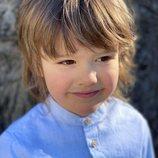 Alejandro de Suecia en su 5 cumpleaños