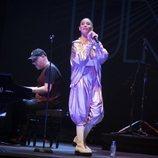 India Martínez en el concierto Únicas de Cadena Dial