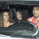 Rocío Carrasco, Fidel Albiac y Rocío Flores hace años