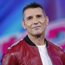 Jesús Vázquez posa en la presentación del programa 'Top Star'