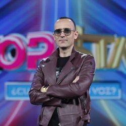 Risto Mejide en la presentación del programa 'Top Star'