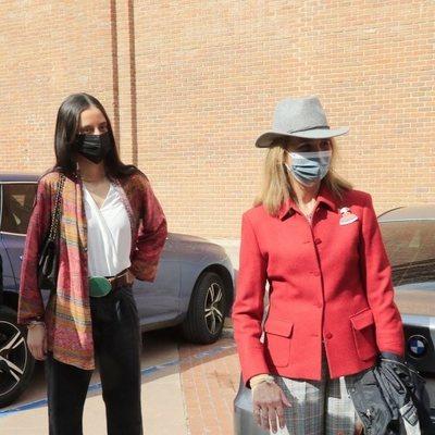 La Infanta Elena y Victoria Federica en el regreso de los toros a Las Ventas